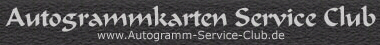 Autogramm-Service-Club